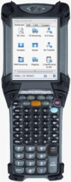 WiSys Warehouse Management System WMS Handheld Scanner