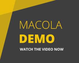 Macola Demo Video
