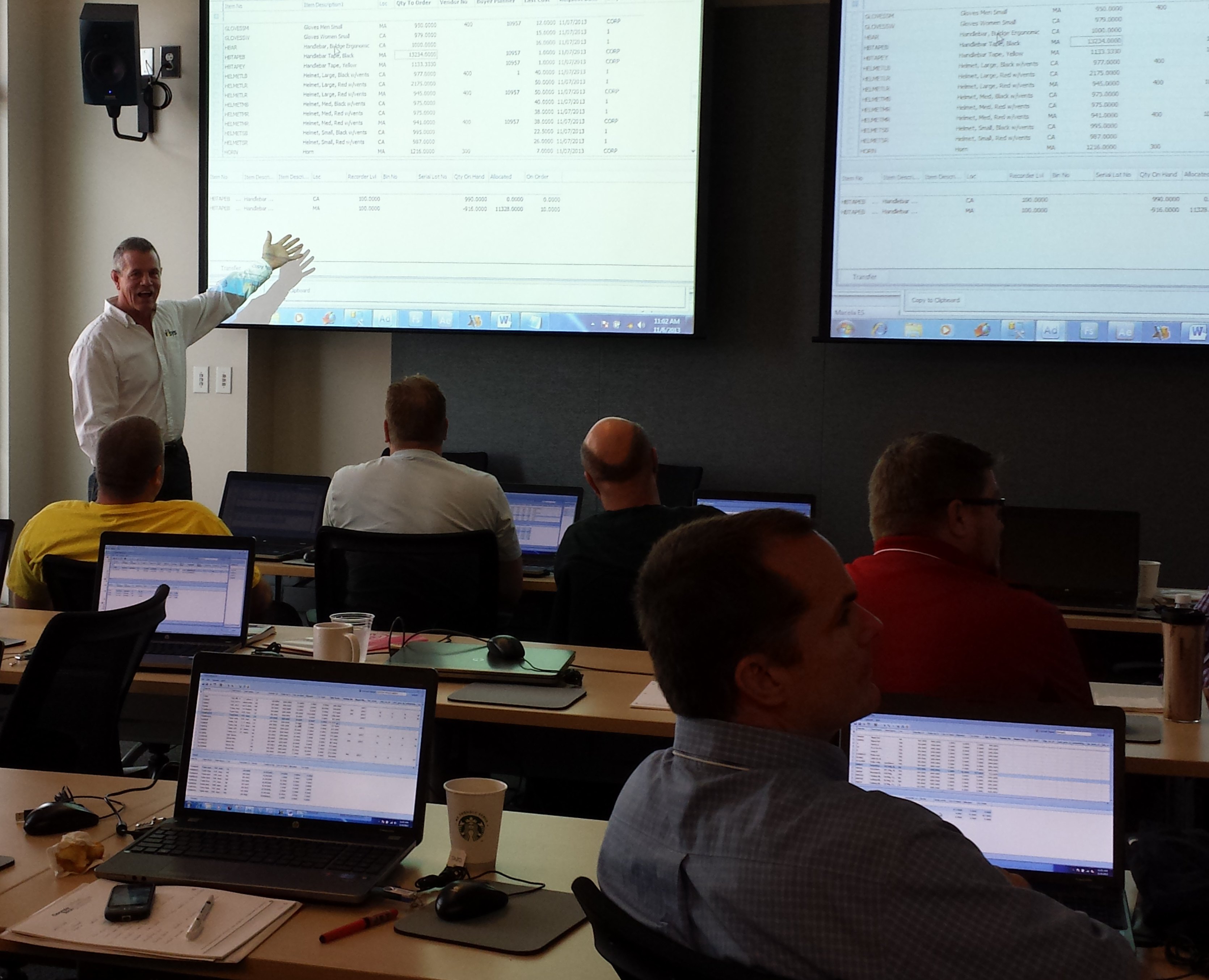 WiSys Hosts Advanced Training for Customers and Partners