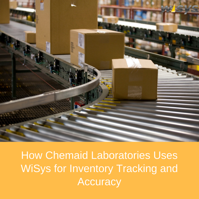 How Chemaid Laboratories Uses WiSys for Inventory Tracking and Accuracy