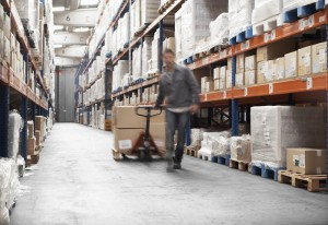 Warehouse Management System for Macola