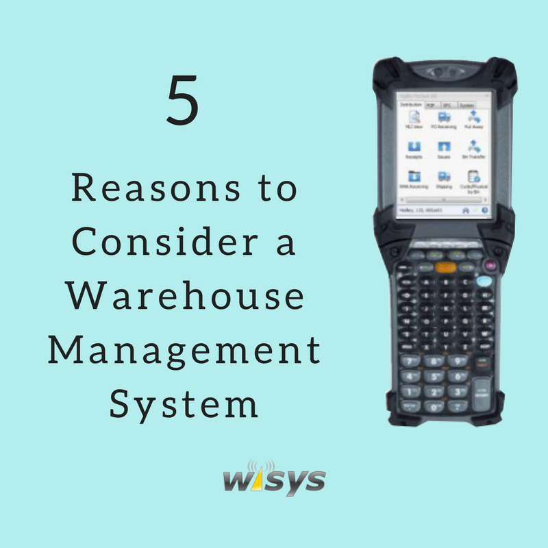 Top 5 Reasons Why a Warehouse Management System Is Important