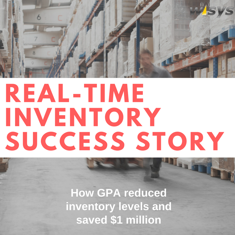 How WiSys Helped GPA Acquisitions Save $1 Million in Reduced Inventory