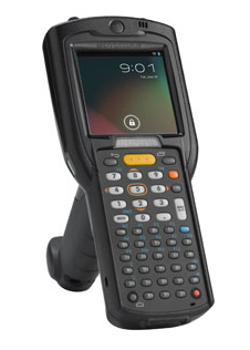 WiSys Now Supports the Motorola MC32NO Mobile Computer