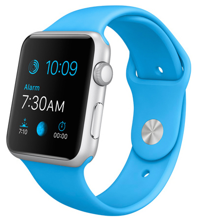 Win an Apple Watch from WiSys at Exact Macola Evolve