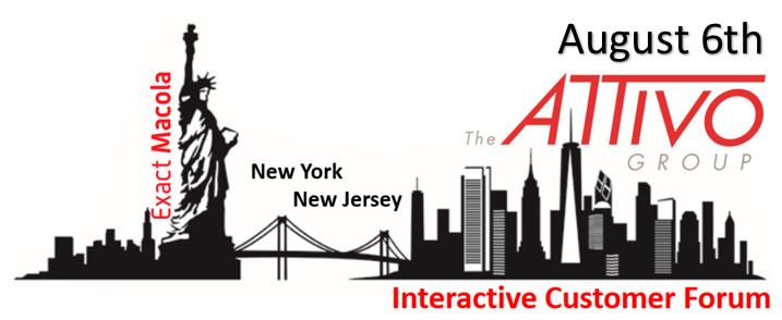 WiSys Joins The Attivo Group for New York Exact Macola Customer Forum