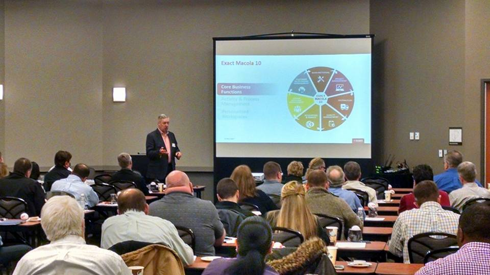 WiSys Attends the Macola Midwest Workshop