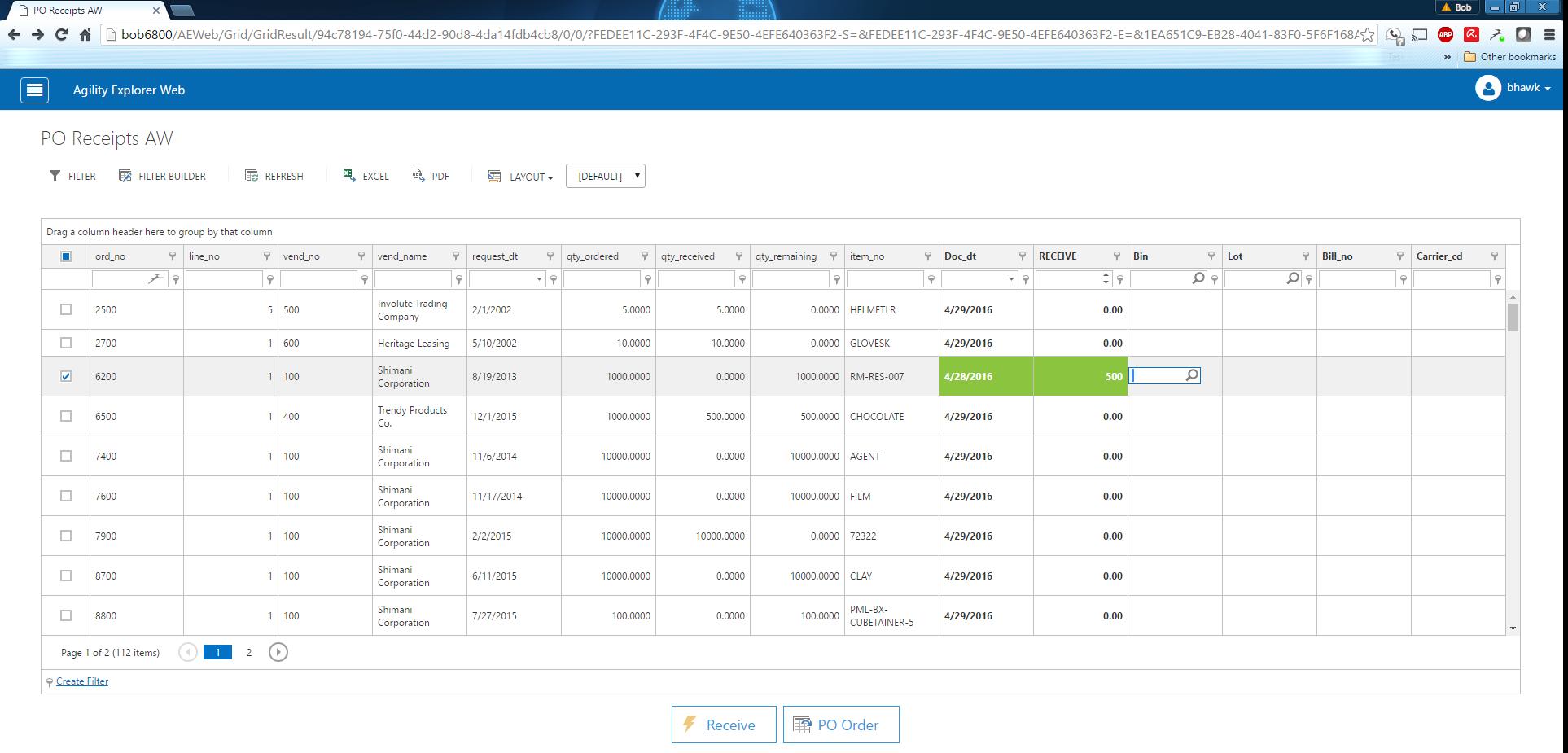 WiSys Agility Web Explorer Webinar