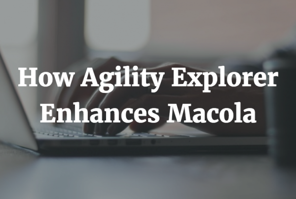 Agility Explorations