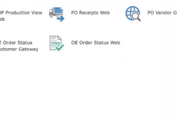 Mobile Macola PO Receiving with Web Explorer