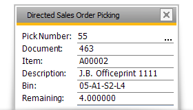 Directed-Sales-Order-Picking-SAP Business One