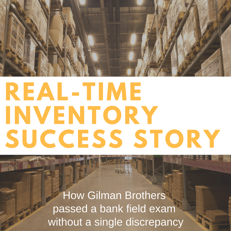 The Gilman Brothers Company Real-Time Inventory Success Story