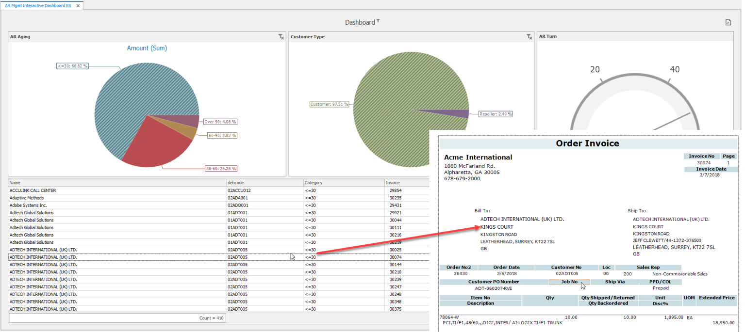 Agility Analytics Webinar: New Reporting and Transaction Tool for Macola