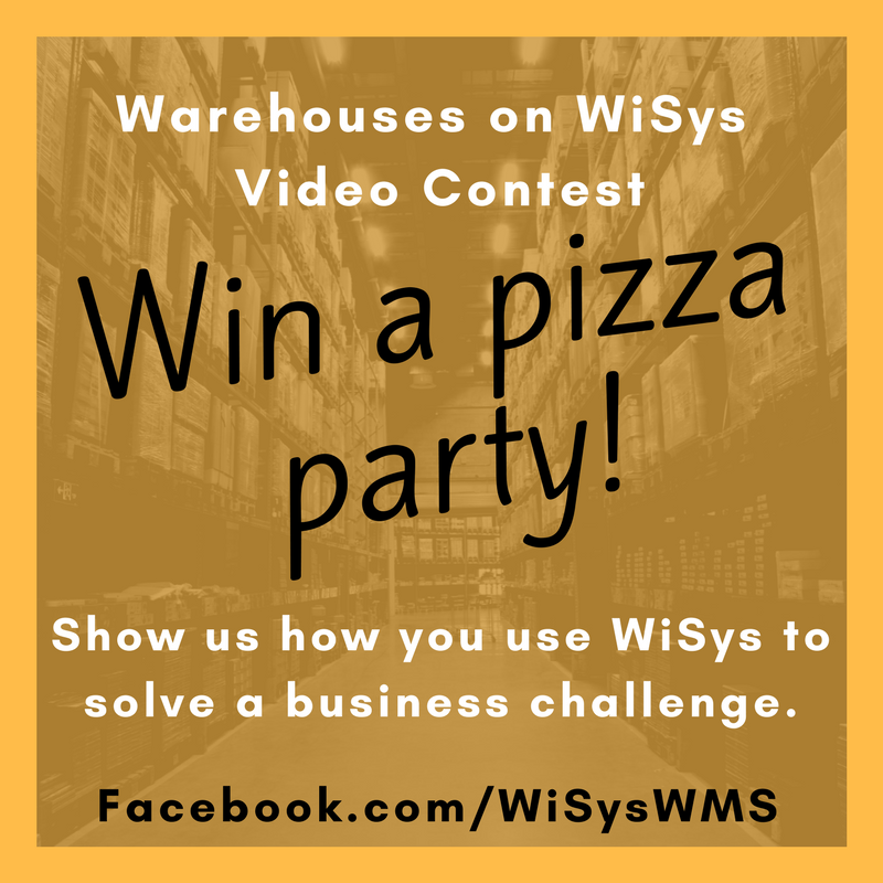Warehouses on WiSys (WOW) Video Contest
