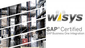WiSys is SAP Business One Integration Certified