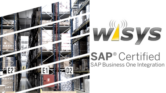 WiSys Warehouse Management System Achieves Certified Integration with SAP Business One