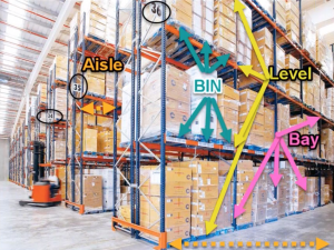 Importance of bins and WMS