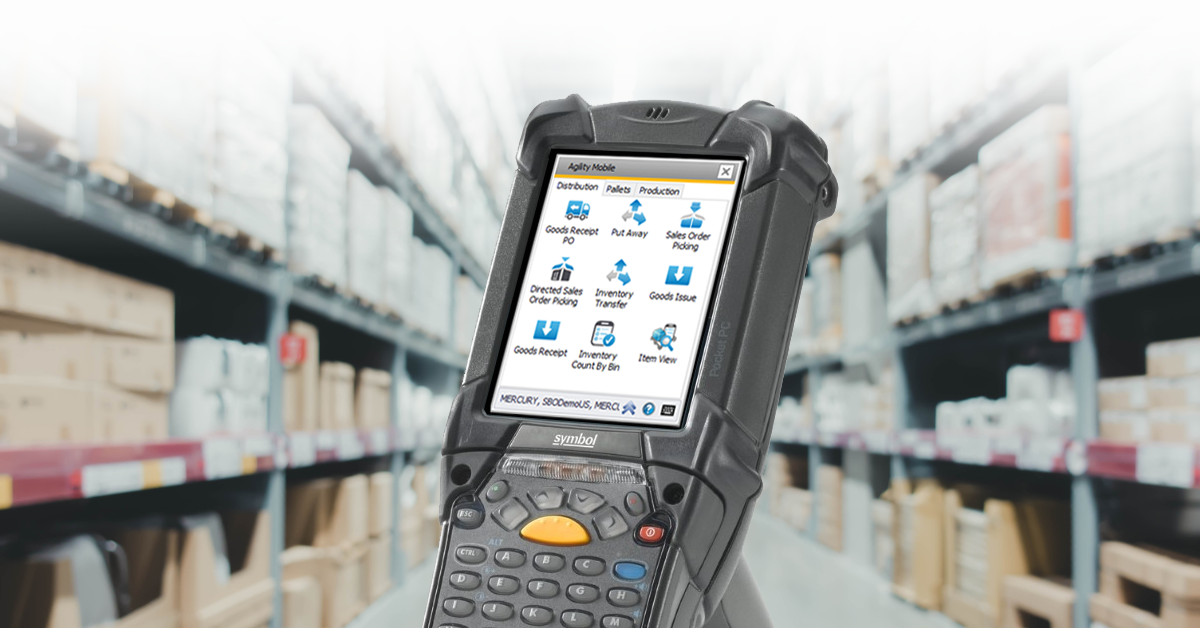 What is a Warehouse Management System