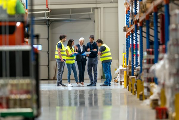 solutions to common manufacturing and distribution challenges