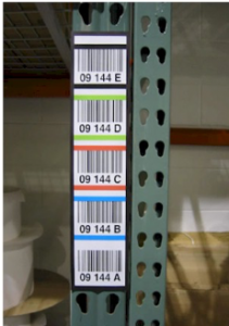 barcoding in the warehouse