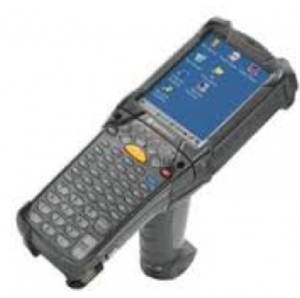 mobile warehouse device - handheld with pistol grip