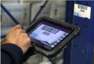 mobile warehouse device - tablet