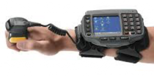 mobile warehouse device - wearable