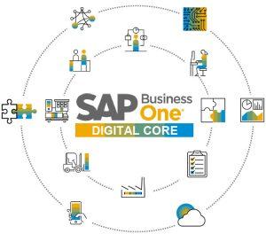 SAP B1 Digital Core