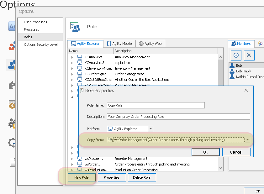 What's New in WiSys Agility Build 568
