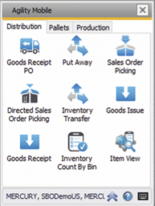 warehouse management system for sap business one