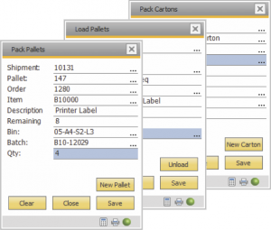 shipping fulfillment options for sap business one