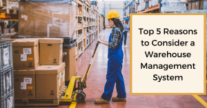 top 5 reasons to consider wms