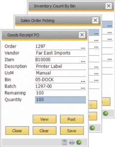 mobile wms for sap business one