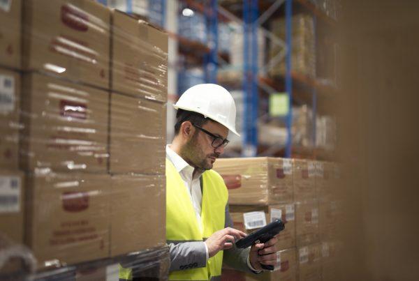 automated warehouse management perishable inventory