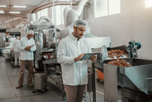 automated wms for food manufacturers