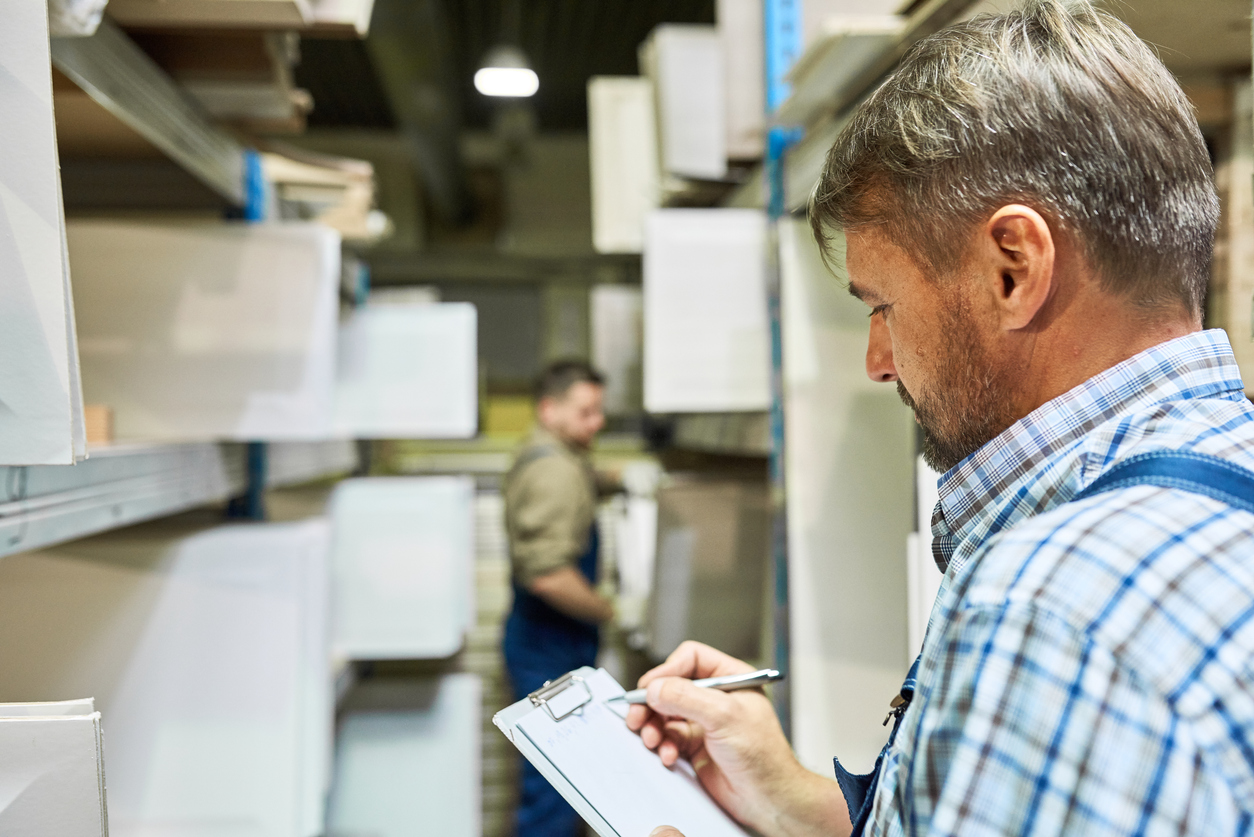 manual inventory count hurts business