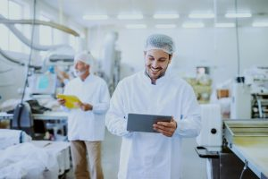 wms for food manufacturers