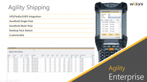 agility shipping for sap business one