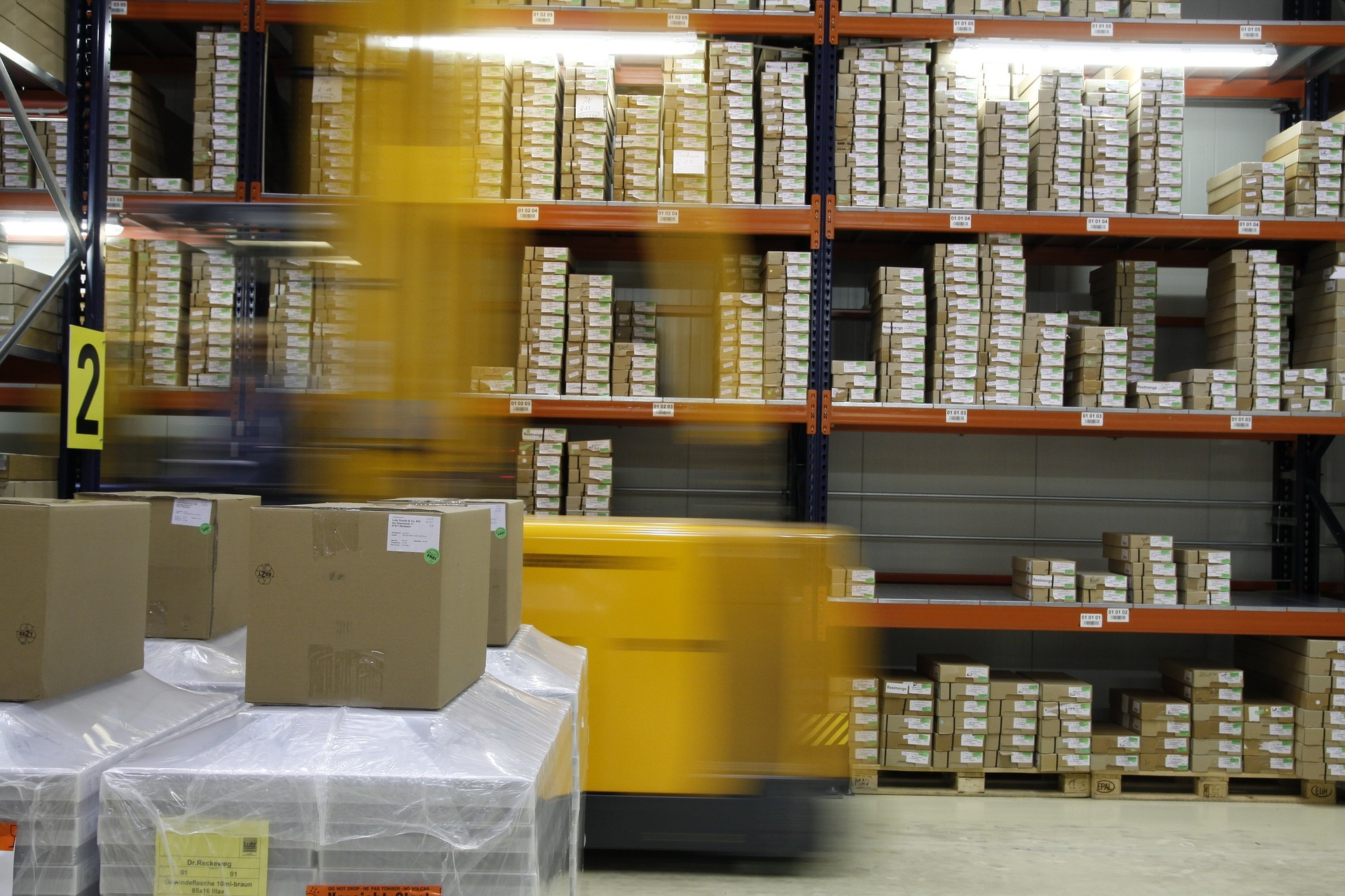 How an Automated Inventory Management System Helps Eliminate Excess Inventory