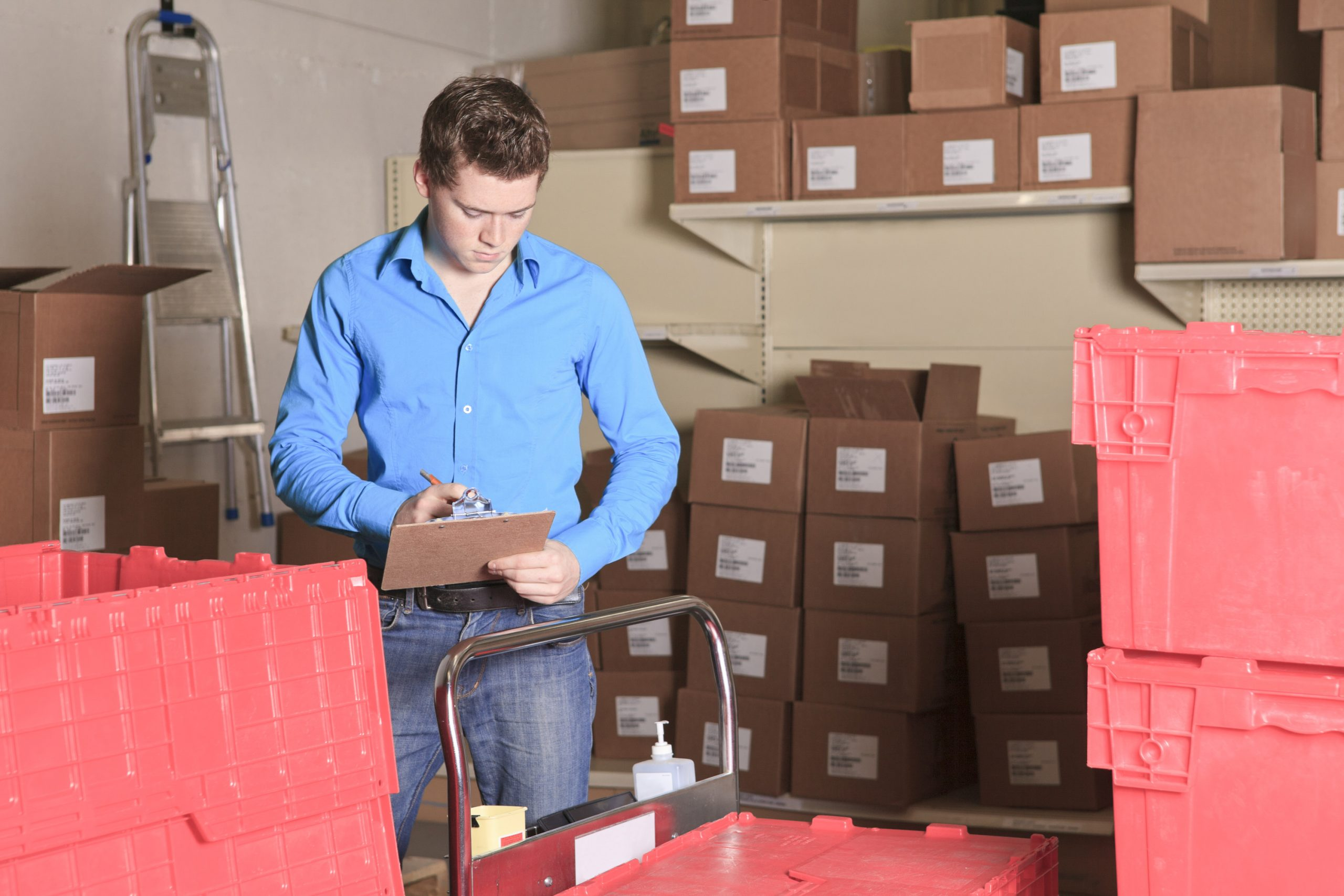 6 Warehouse Management Features You Need to Know