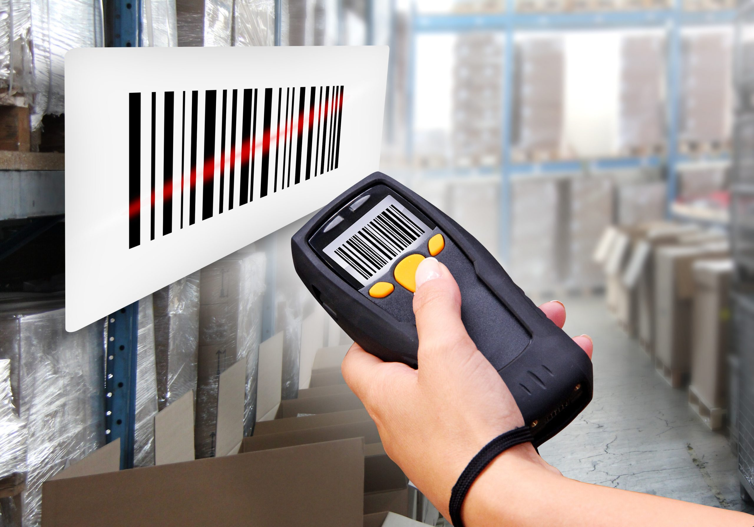 How a Barcode Scanning System for Inventory Management Benefits Your Warehouse